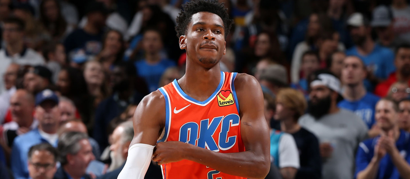 Houston Rockets - Oklahoma City Thunder: ponturi NBA