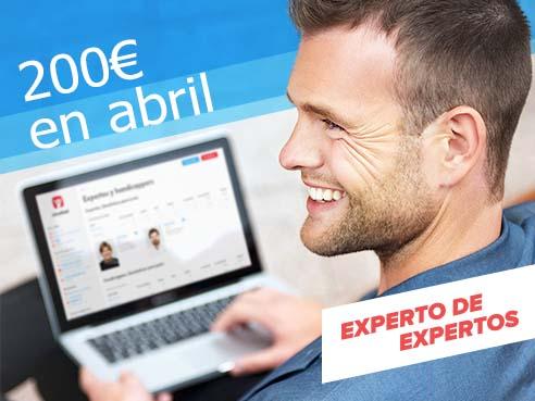"""Concurso """"Experto de expertos"""" del mes de abril"""