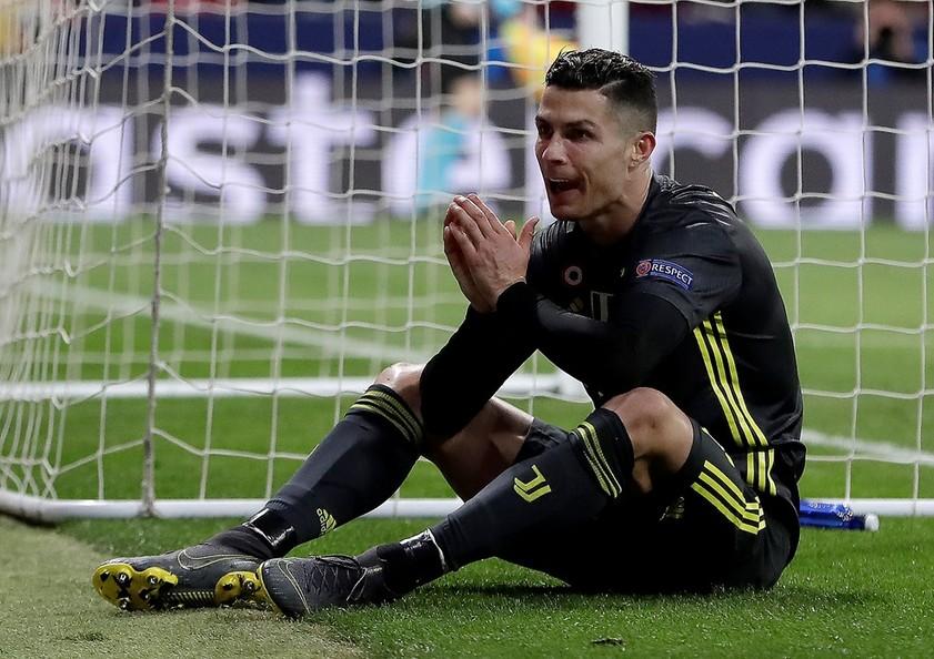 «Ювентус» - «Атлетико» Мадрид: прогноз на матч Лиги Чемпионов. Роналду спасет?