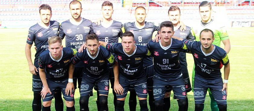 FC Botosani - FC Hermannstadt. Pontul lui Mihai Mironica