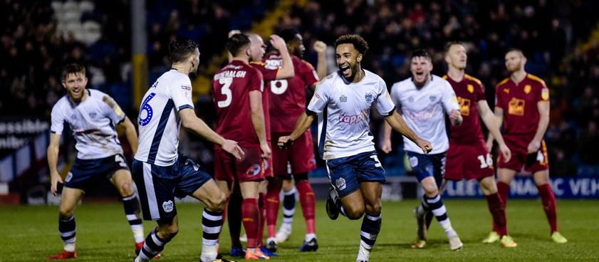 Tranmere - Bury: Pronosticuri fotbal League Two