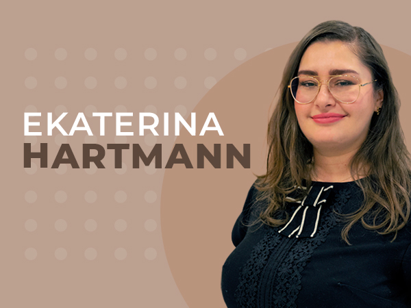 Ekaterina Hartmann: Ekaterina Hartmann: Lobbying on gambling is not as easy as lobbying on other topics.