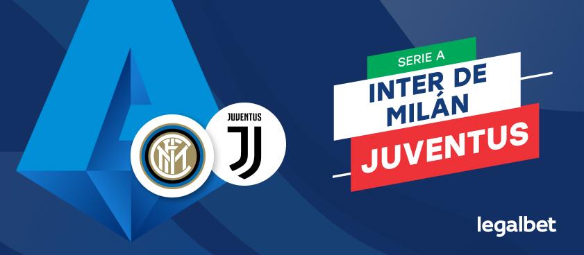 Apuestas Inter de Milán - Juventus