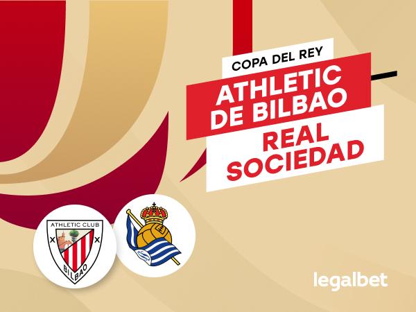Antxon Pascual: Apuestas y cuotas Athletic - Real Sociedad, Copa del Rey 2020/21.