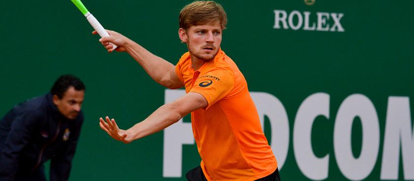Pronóstico Guido Andreozzi - David Goffin, ATP Monte Carlo 2019