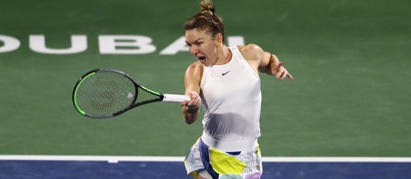 Прогноз на матч WTA Дубай Халеп – Рыбакина: каковы шансы Елены на титул?