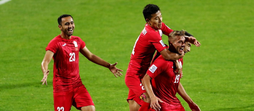 Emiratele Arabe Unite - Kirgizstan: Pronosticuri Cupa Asiei