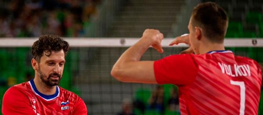 Россия — Греция: прогноз на ЧЕ по волейболу среди мужчин