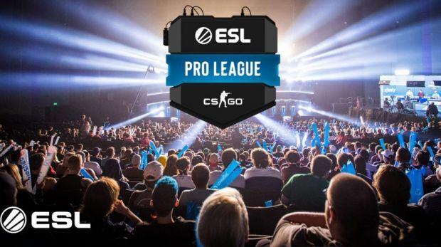 """5-й тур групы """"B"""" на ESL Pro League 14"""