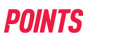 The logo of the sportsbook PointsBet - legalbet.com