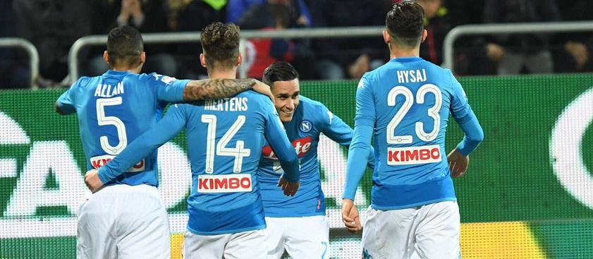 Cagliari - Napoli: Ponturi pariuri Serie A