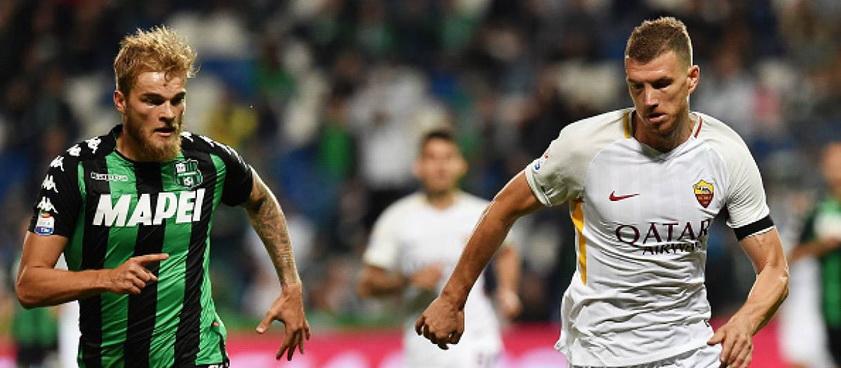 AS Roma - Sassuolo Calcio: Ponturi pariuri sportive Serie A