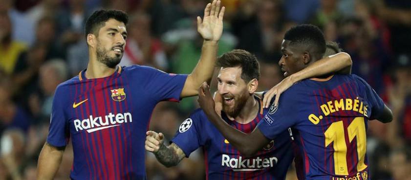 Pronósticos Barcelona - PSV, Inter - Tottenham 18.09.2018
