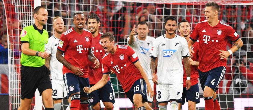 Hoffenheim - Bayern Munchen. Predictii sportive Bundesliga