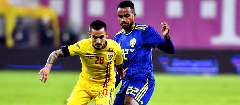 Suedia - Romania. Pronosticuri preliminariile EURO 2020
