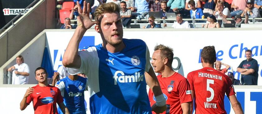 Holstein Kiel - VfL Wolfsburg. Pontul lui Nica