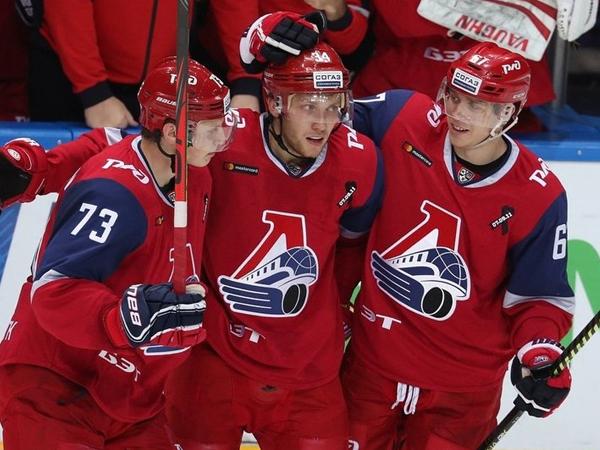 EVGEN35: Три матча среды в КХЛ.