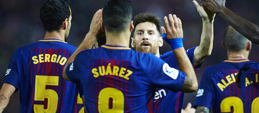Pronóstico Copa del Rey, Sevilla - Barcelona 21.04.2018