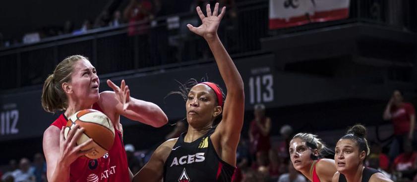 «Вашингтон Мистикс» – «Лас-Вегас Эйсес»: прогноз на полуфинал WNBA