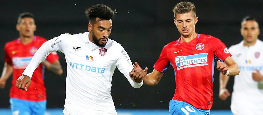 Fotbal Club FCSB - CFR Cluj: Ponturi Pariuri Liga 1 Betano