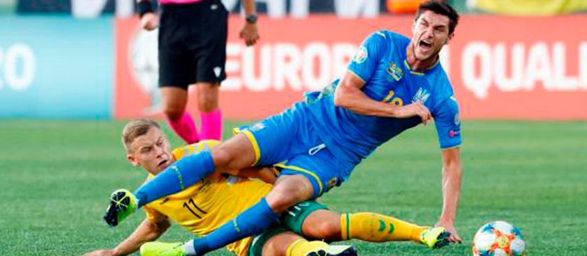 Украина лучше Португалии: правильные и победные варианты на пятницу