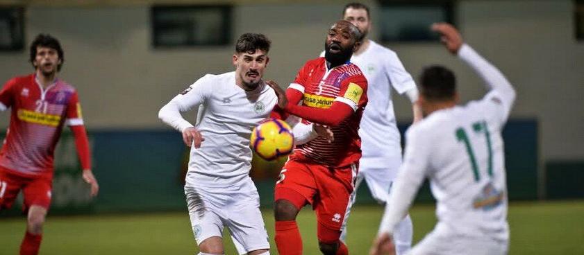 Concordia Chiajna - FC Botosani. Predictii sportive Liga 1 Betano