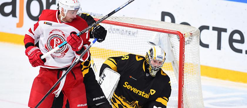 «Северсталь» и «Витязь» сыграли вничью в КХЛ. Есть мнение, что это договорняк