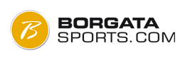 The logo of the bookmaker Borgata - legalbet.com