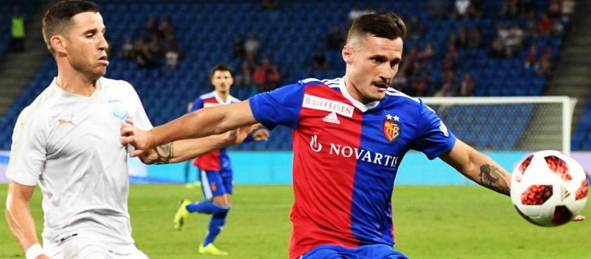 Apollon Limassol - FC Basel. Pontul lui Karbacher