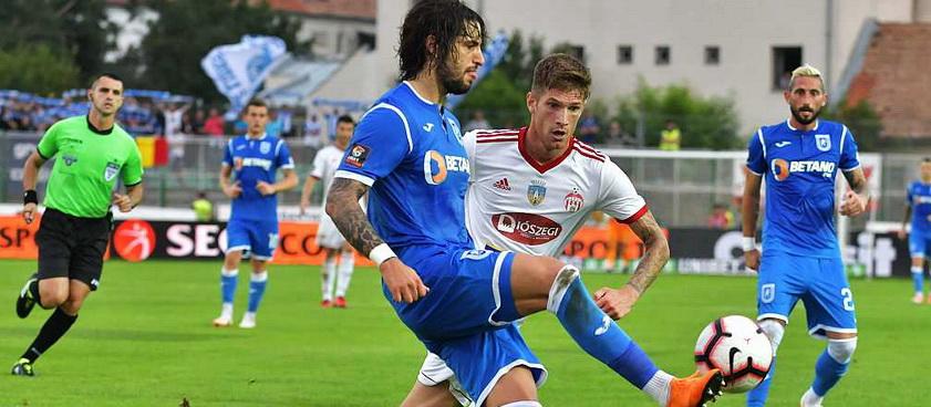 Sepsi Sfantu Gheorghe - Universitatea Craiova: Ponturi pariuri Liga 1 Betano (play-off)