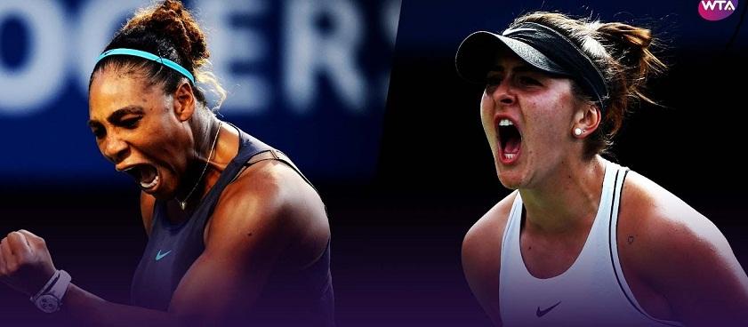 Bianca Andreescu - Serena Williams   Ponturi Tenis Rogers Cup
