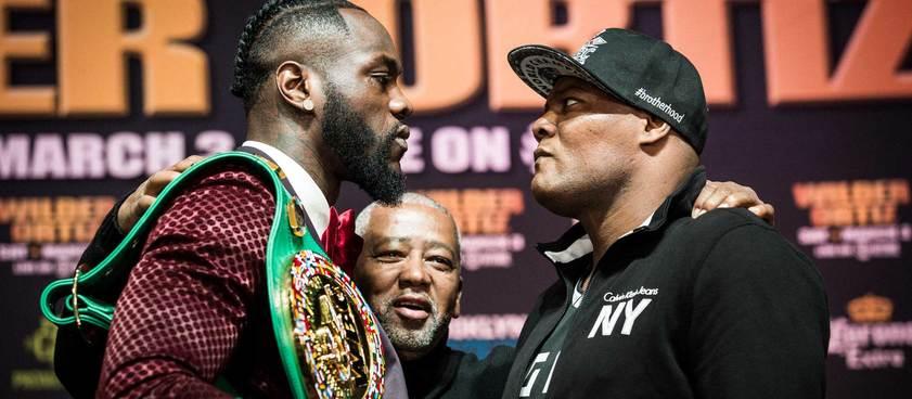 Уайлдер — Ортис: коэффициенты на бой за титул WBC