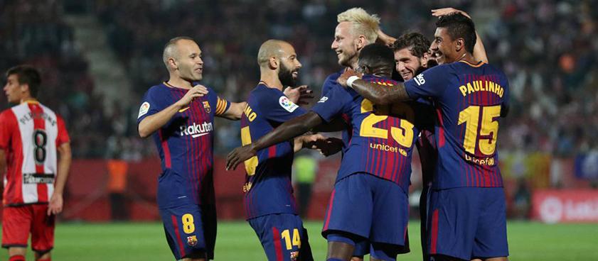 Pronóstico Barcelona - Real Madrid, La Liga 06.05.2018