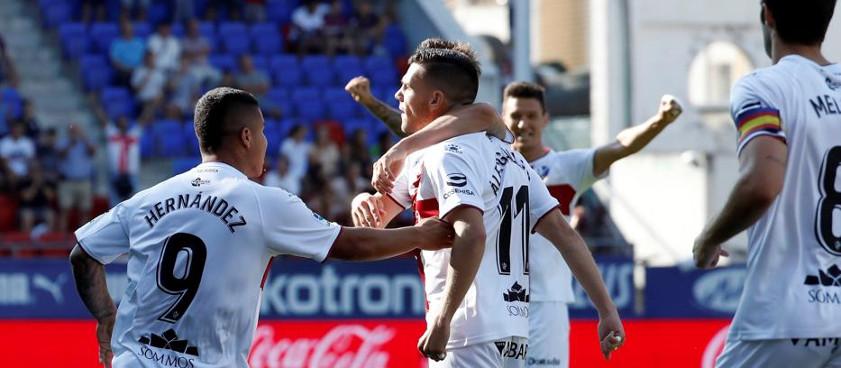 Pronóstico Huesca - Real Sociedad, 21.09.2018