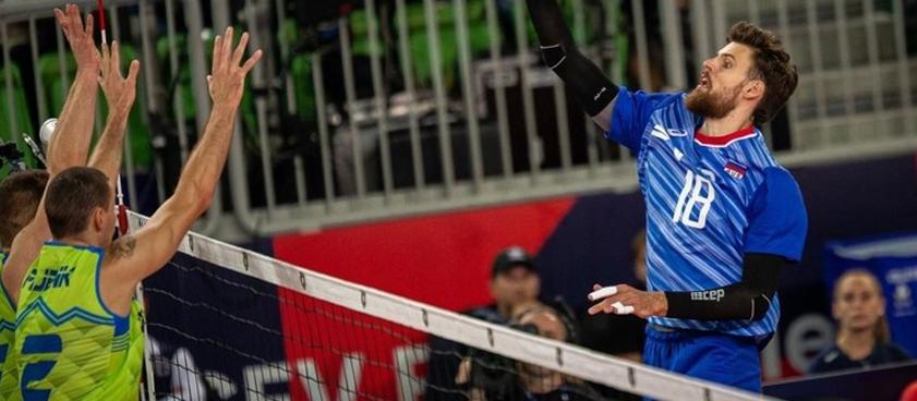 Россия — Словения: прогноз на четвертьфинал ЧЕ по волейболу среди мужчин