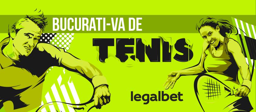 Biletul zilei tenis 23 iunie 2019