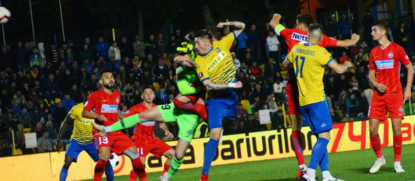 Dunarea Calarasi - FCSB: Pronosticuri Liga 1 Betano