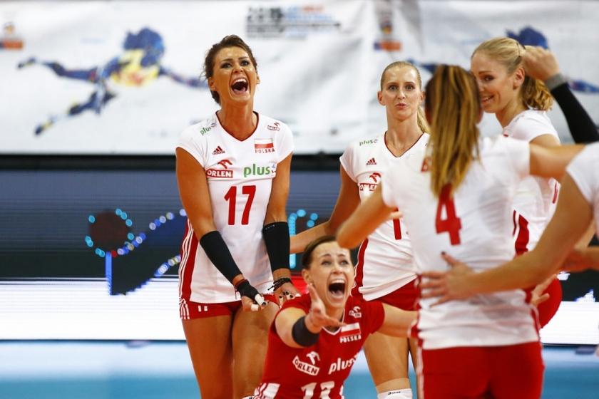 Волейбол. Лига Наций. Женщины. Италия - Польша. Прогноз из платной рассылки