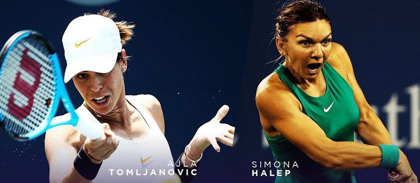 Pariul zilei din tenis 27.05.2019 Simona Halep-Ajla Tomljanovic