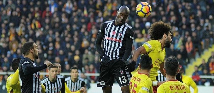 Yeni Malatyaspor - Besiktas: Ponturi pariuri Super Lig