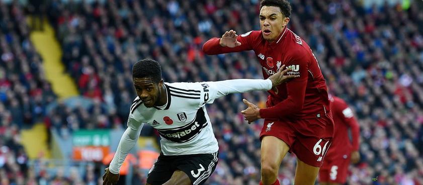Fulham - Liverpool. Ponturi pariuri sportive Premier League