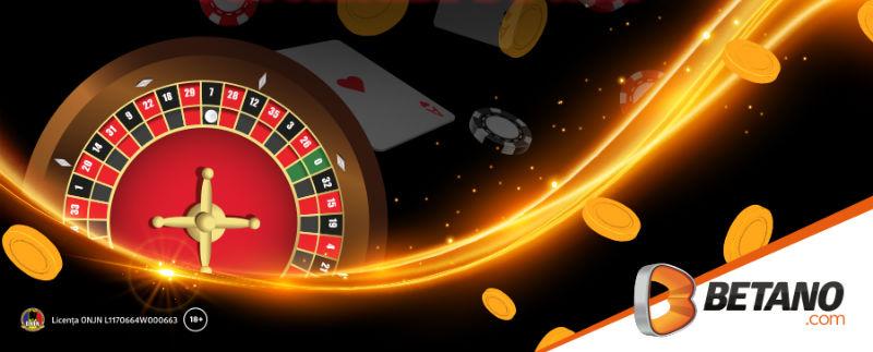 Poti participa zilnic la cate o promotie in cazinoul Betano