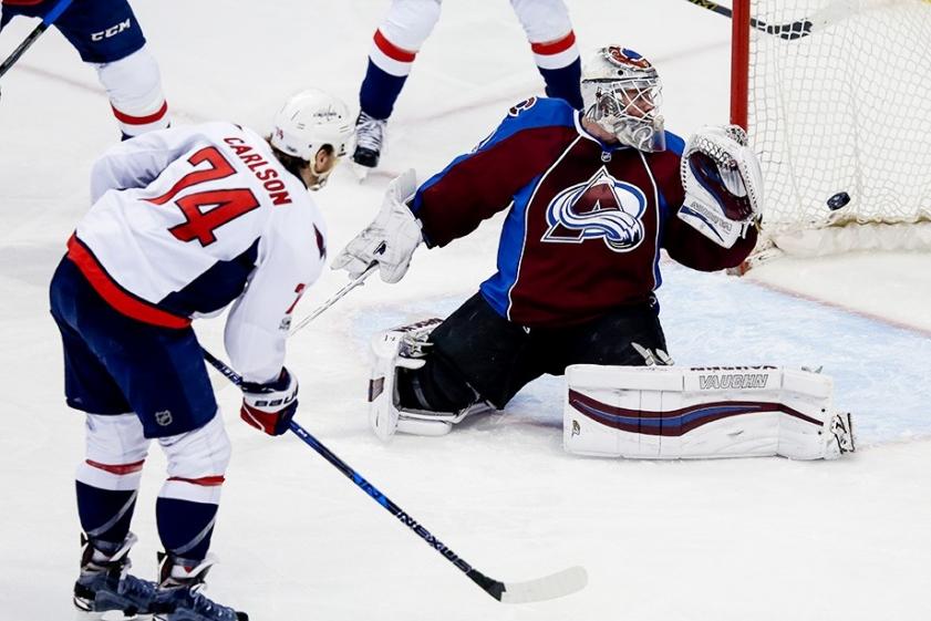 Стратегия Аутсайдер НХЛ: первый удар по амбициям