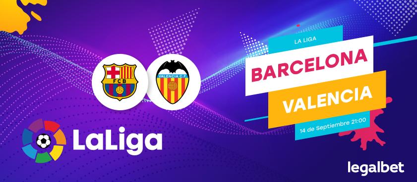 Previa Barcelona - Valencia, La Liga 2019