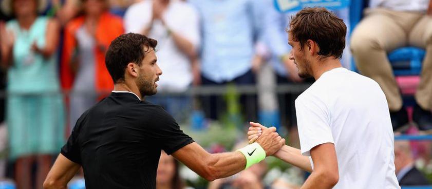 Даниил Медведев – Григор Димитров: прогноз на полуфинал US Open-2019