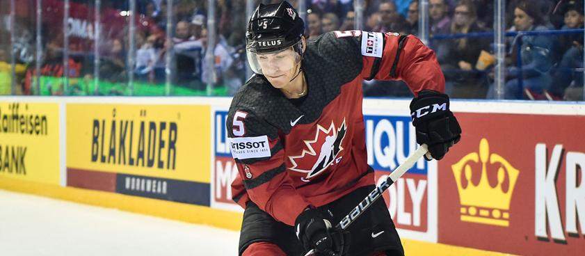 Канада – Чехия: прогноз на полуфинальный матч чемпионата мира по хоккею