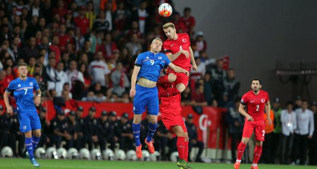 Прогноз на матч квалификации ЧМ Турция - Исландия