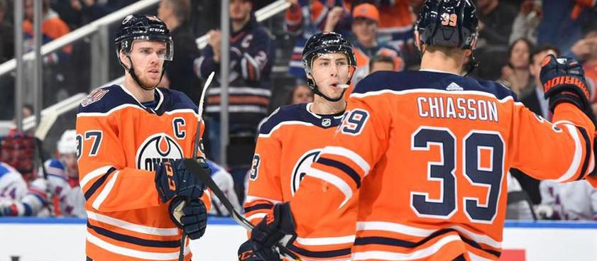 «Нью-Джерси Дэвилз» – «Эдмонтон Ойлерз»: прогноз на регулярный сезон NHL