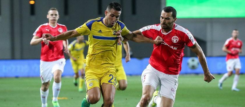 Hapoel Beer Sheva - Maccabi Tel Aviv: Predictii fotbal Ligat ha'Al