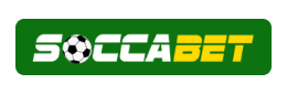 The logo of the bookmaker Soccabet - legalbet.com.gh